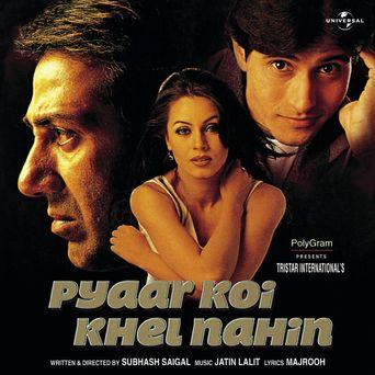 Pyaar Koi Khel Nahin Poster