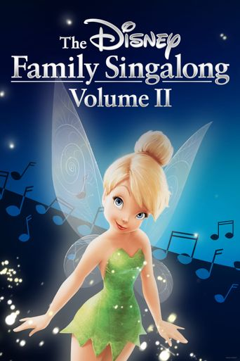 The Disney Family Singalong: Volume II Poster
