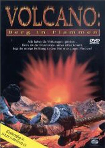 Volcano: Fire on the Mountain Poster