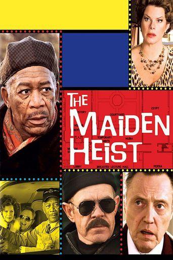 The Maiden Heist Poster
