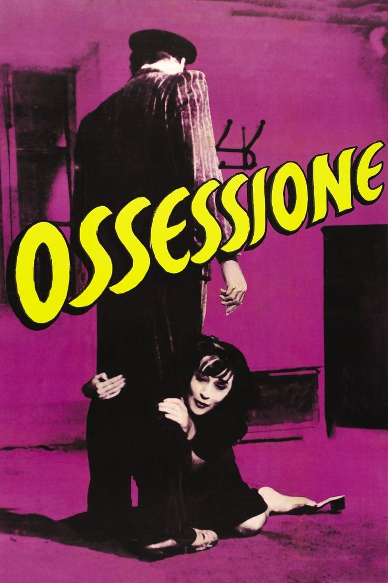 Ossessione Poster