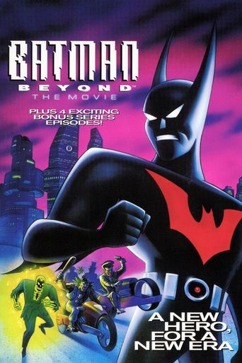Batman Beyond: The Movie Poster