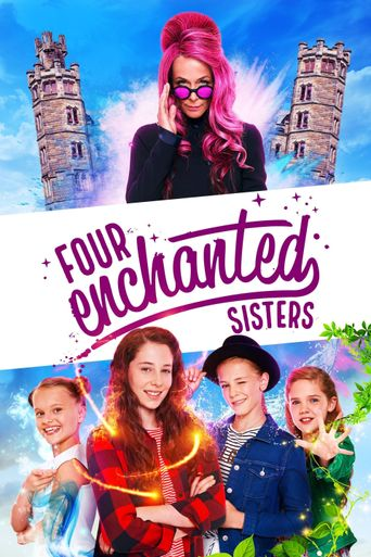 Four Enchanted Sisters Poster