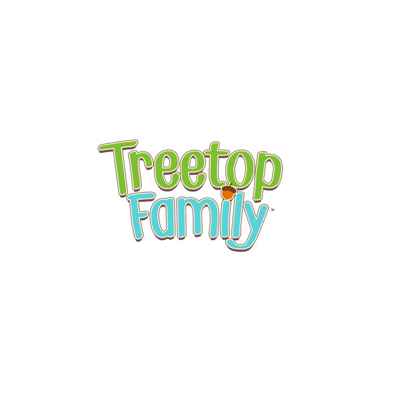Treetop Family Poster
