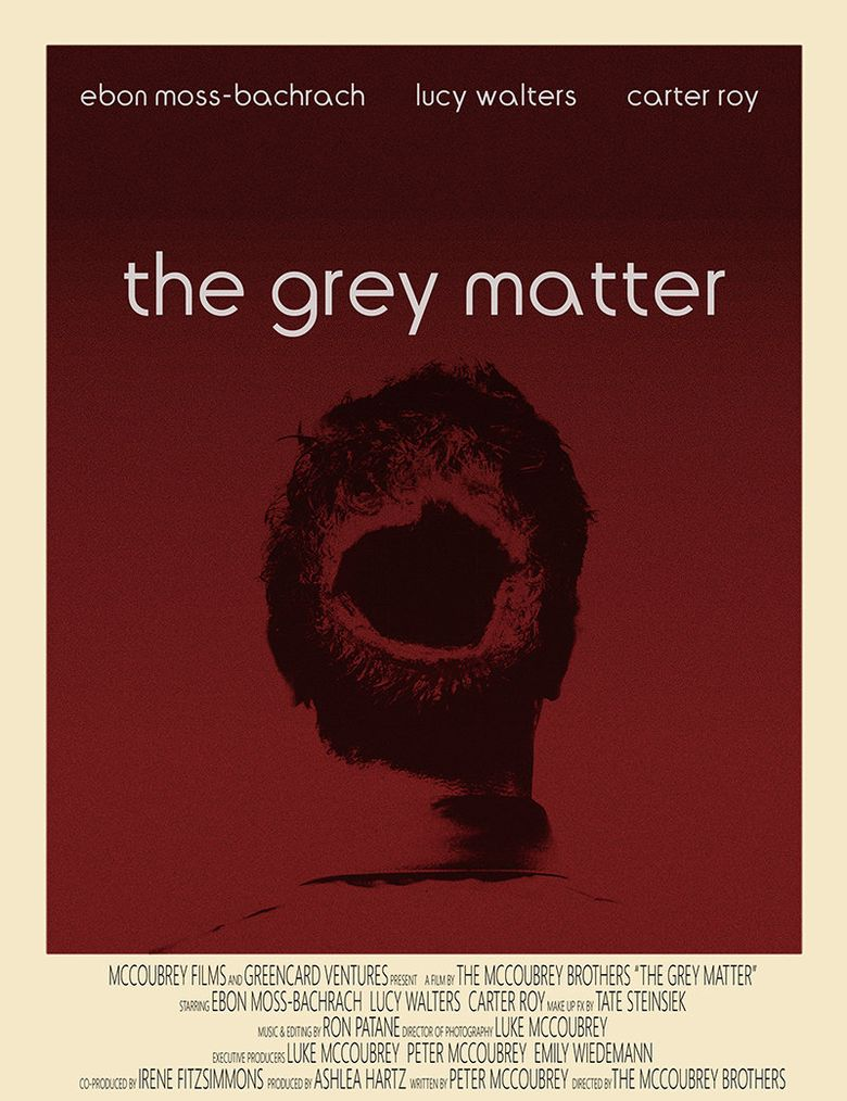 The Grey Matter Poster