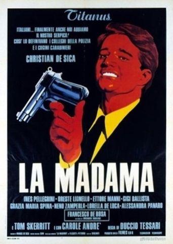 La madama Poster