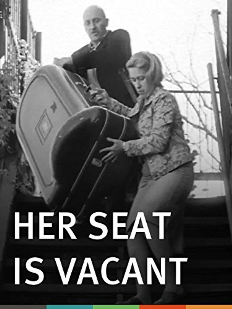 Her Seat Is Vacant Poster