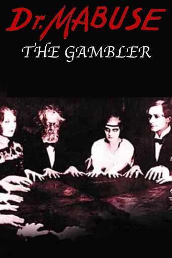 Watch Dr. Mabuse, the Gambler