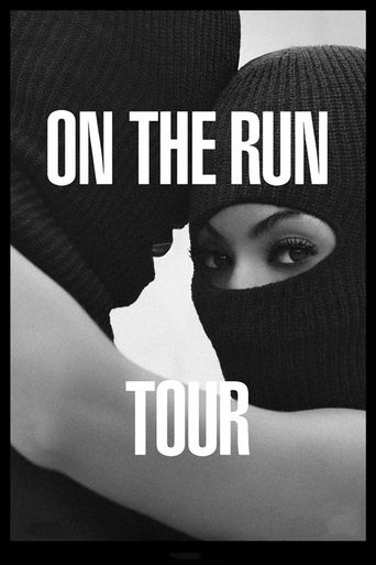 On the Run Tour: Beyoncé and Jay Z Poster
