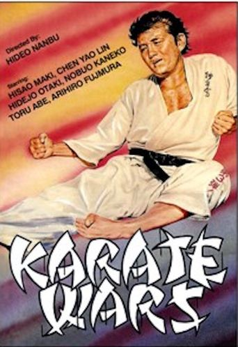 Karate Wars Poster