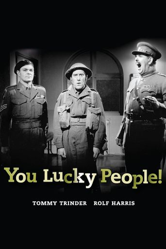 You Lucky People Poster