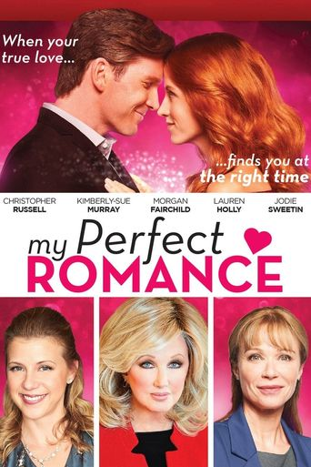 My Perfect Romance Poster