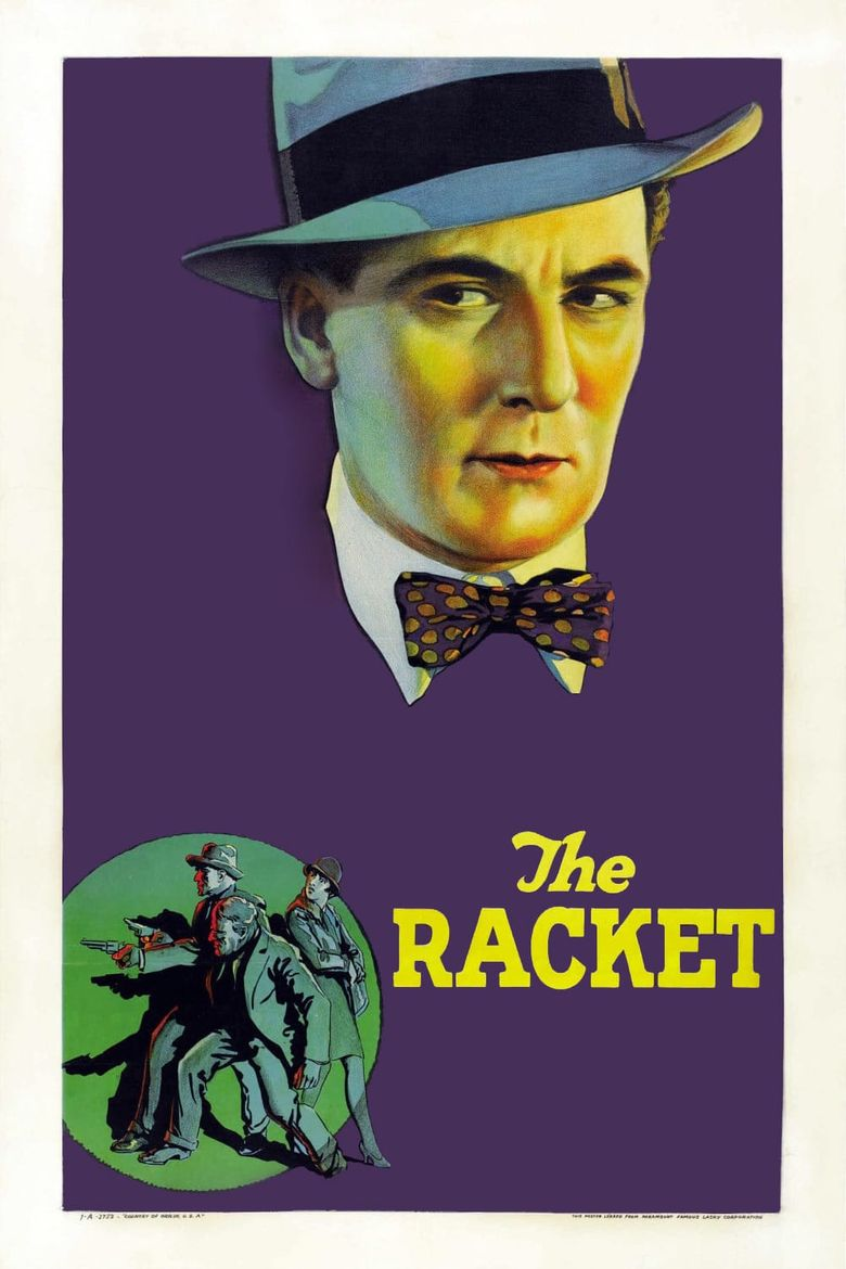 The Racket Poster