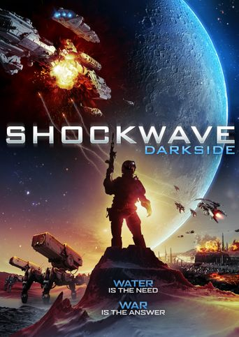 Shockwave Darkside Poster