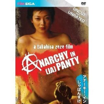 Anarchy in Japansuke Poster