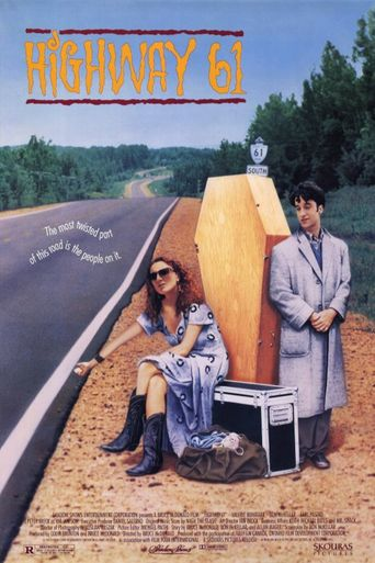 Highway 61 Poster