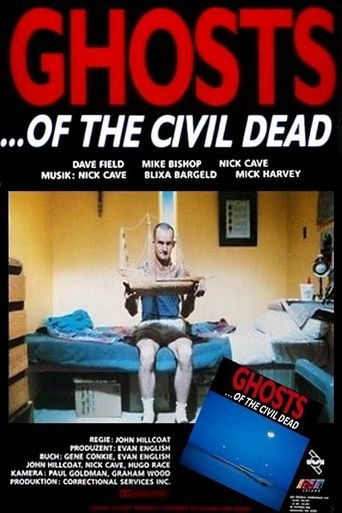 Ghosts... of the Civil Dead Poster