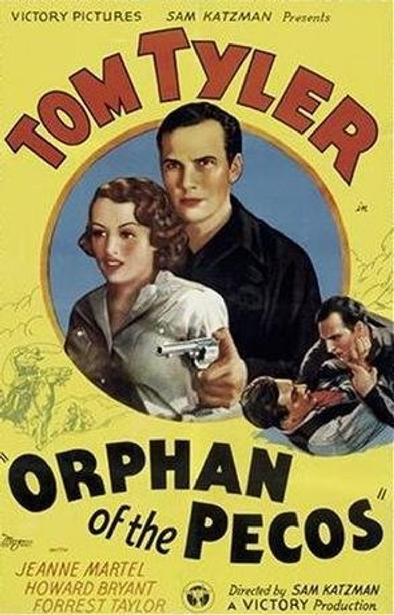 Orphan of the Pecos Poster