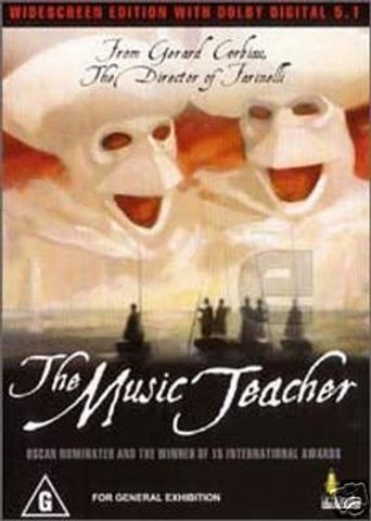 The Music Teacher Poster