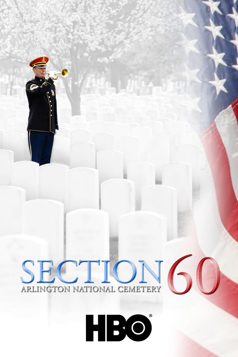 Section 60: Arlington National Cemetery Poster