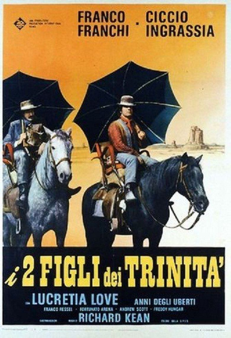 Two Sons of Trinity Poster