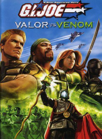 G.I. Joe: Valor vs. Venom Poster