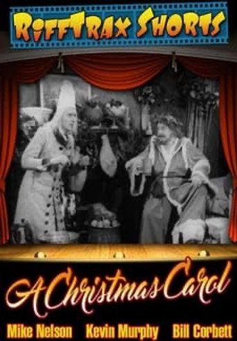 Rifftrax: A Christmas Carol Poster