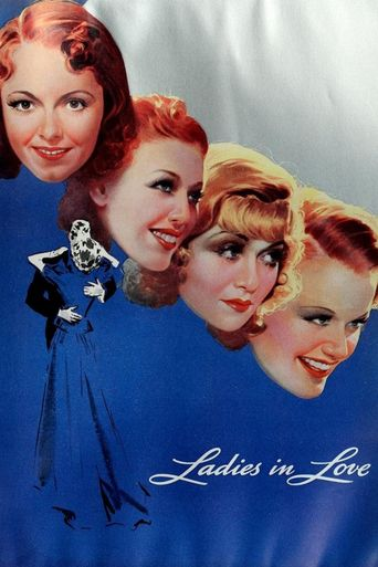 Ladies In Love Poster