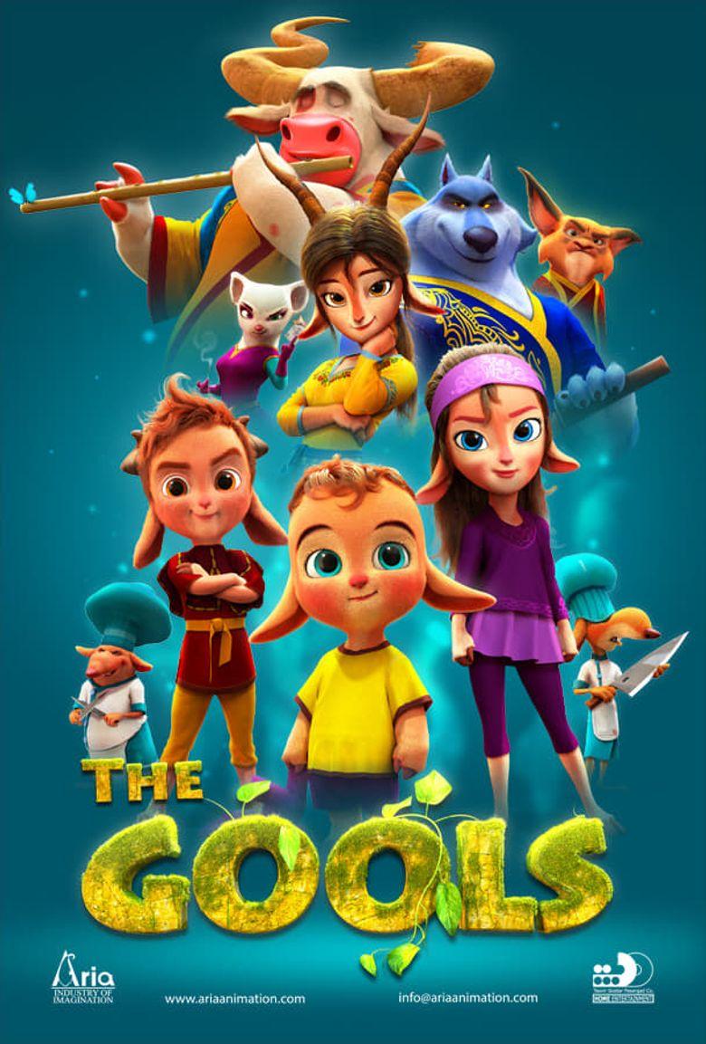 The Gools Poster
