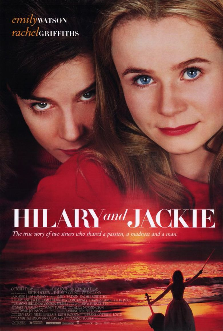 Hilary and Jackie Poster