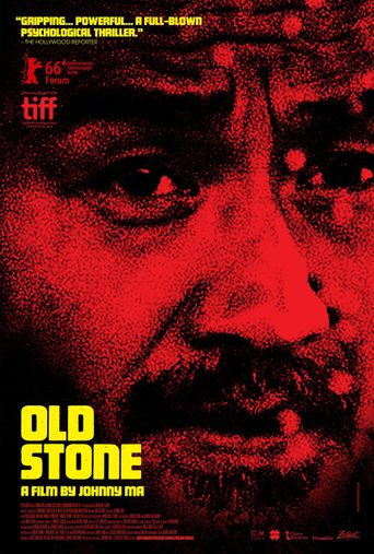 Old Stone Poster