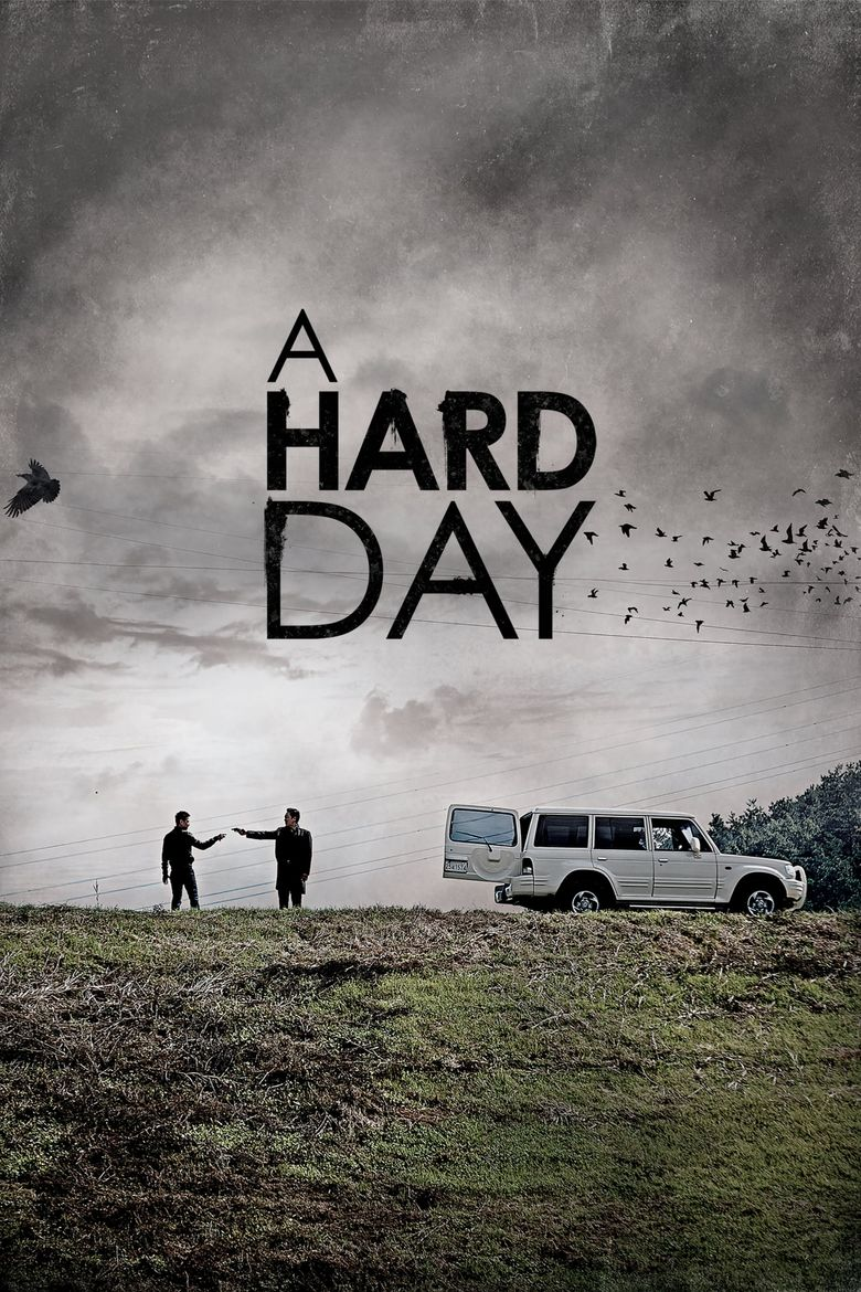 A Hard Day Poster