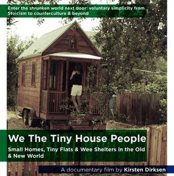 We The Tiny House People Poster