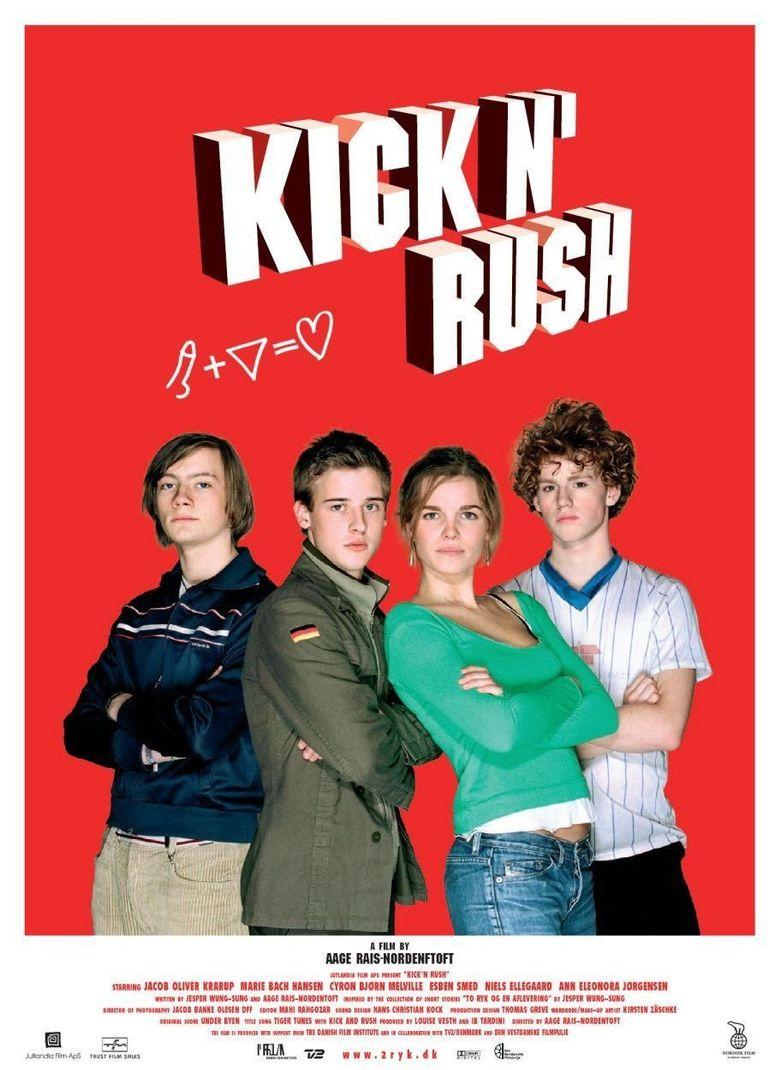 Kick 'n Rush Poster