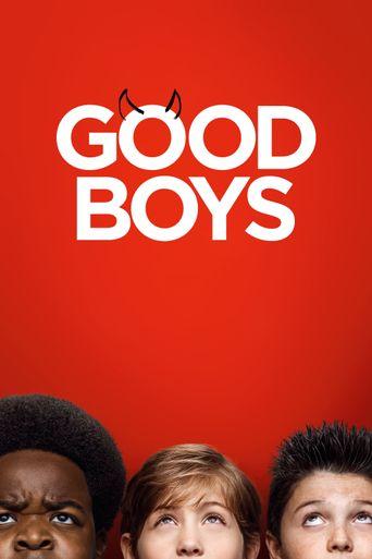 Good Boys Poster