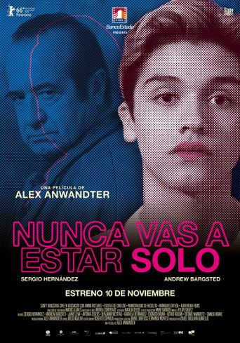 You'll Never Be Alone Poster