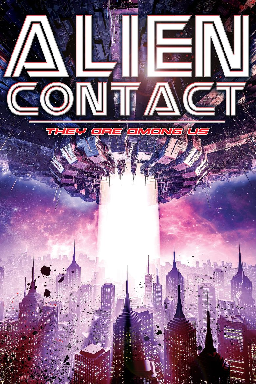 Alien Contact Poster