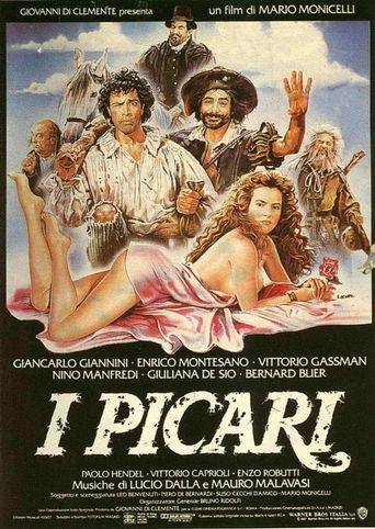 I picari Poster