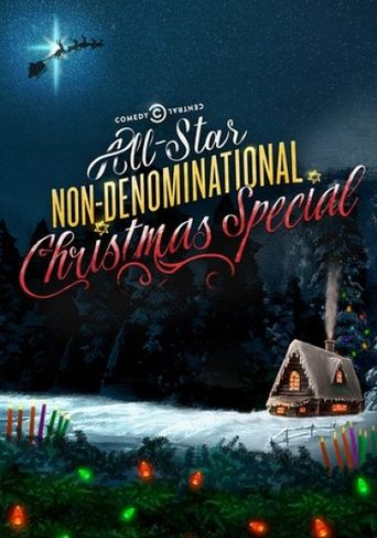 Comedy Central's All-Star Non-Denominational Christmas Special Poster