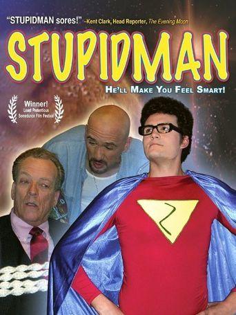 Stupidman Poster