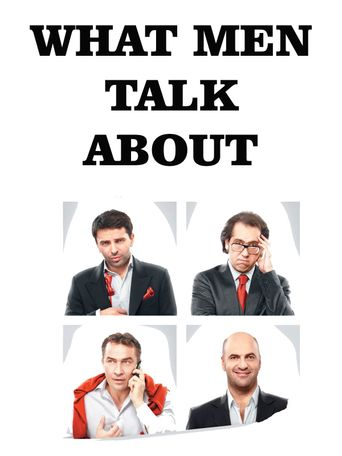 What Men Talk About Poster