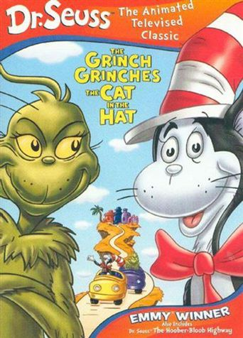 The Grinch Grinches the Cat in the Hat Poster