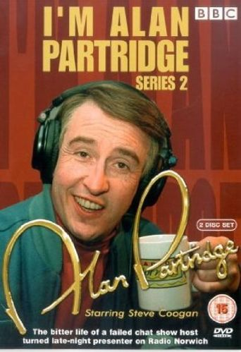 Anglian Lives: Alan Partridge Poster