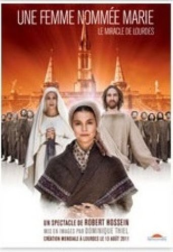 Une femme nommée Marie Poster