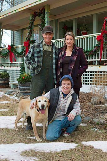 A Dog Named Christmas Poster