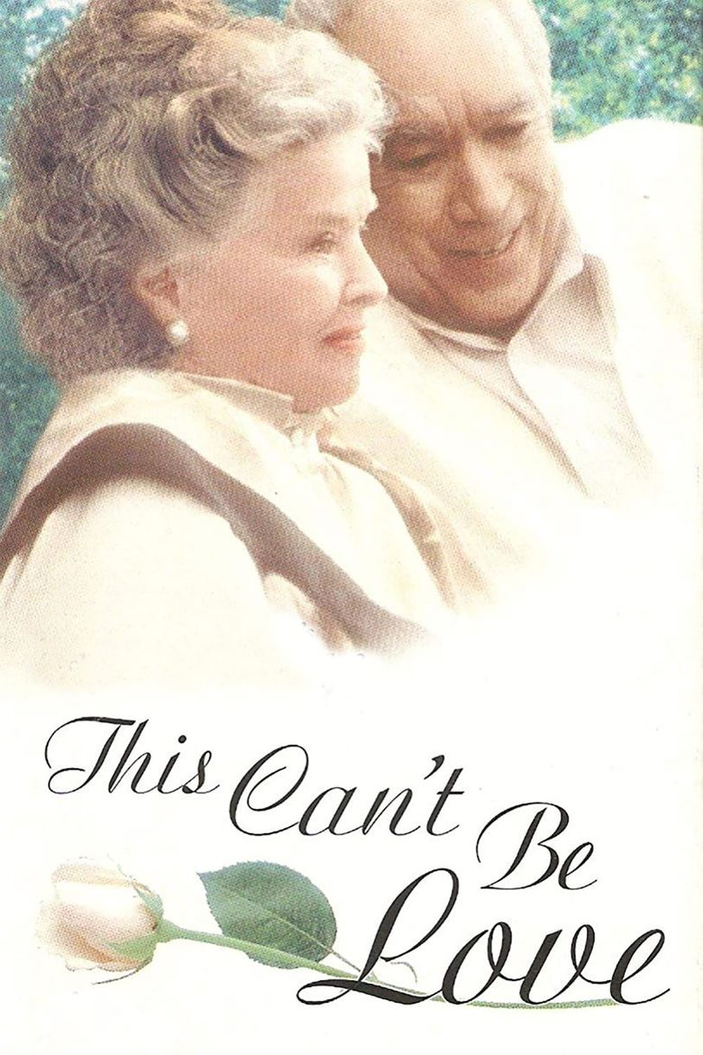 This Can't Be Love Poster