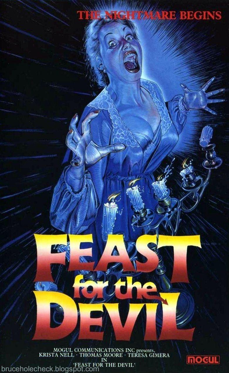 Feast of Satan Poster