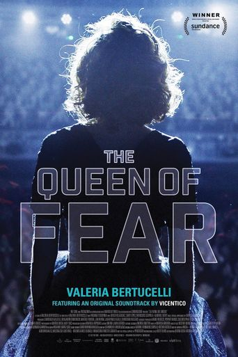 The Queen of Fear Poster