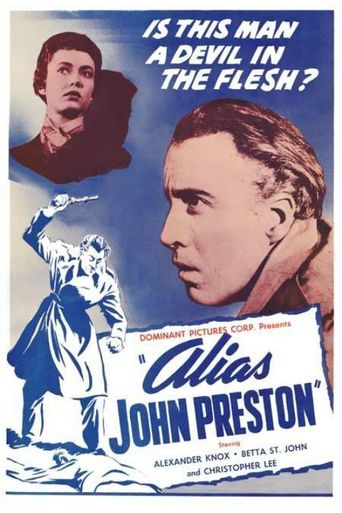 Alias John Preston Poster