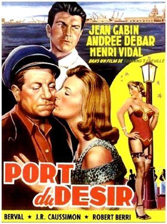 Le port du désir Poster